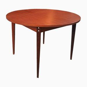 Ausziehbarer Tisch, 1960er