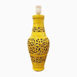 Mid-Century Keramiklampe, 1950er