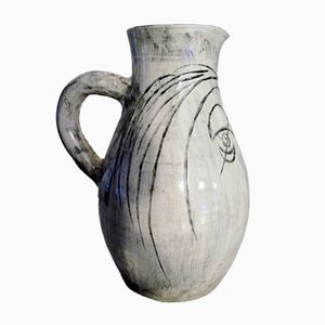 Large Pitcher by Georges Jouve, 1950s