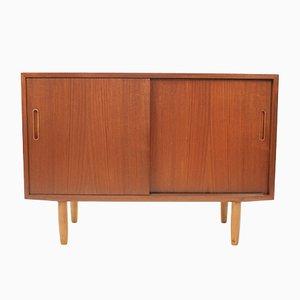 Danish Teak Cabinet by Poul Hundevad, 1960s