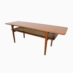 Table Basse Mid-Century, Danemark, 1960s
