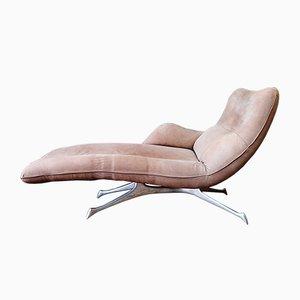 Chaise longue di Vladimir Kagan, anni '60
