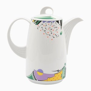 Scarlett Porcelain Coffee Pot from Seltmann Weiden, 1980s