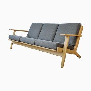 GE290 3-Sitzer Sofa von Hans J. Wegner für Getama, 1960er