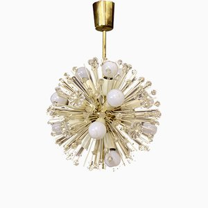 Pusteblume or Snowball Ceiling Lamp by Emil Stejnar for Rupert Nikoll, 1950s