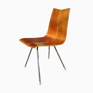 Moderner GA Beistellstuhl von Hans Bellman, 1950er