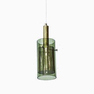Lámpara colgante vintage de Hans Agne Jakobsson, años 60