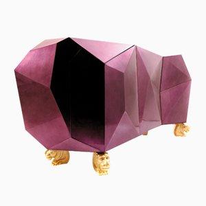 Enfilade Diamond Amethyst de Covet Paris