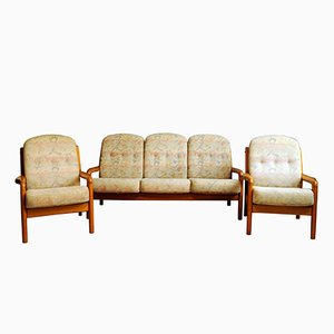 Vintage Living Room Set from Dyrlund