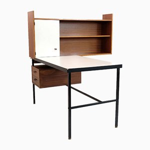 Student Desk & Shelf, 1960s