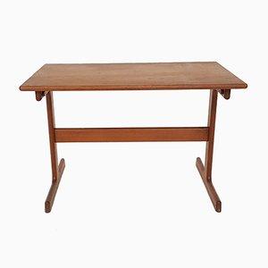 Table d'Appoint Vintage en Teck de VM Møbler, Danemark