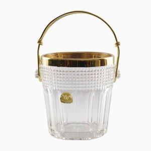 Eiskübel aus Glas von Walther Glas, 1960er