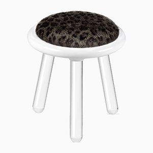Illusion Stool from Covet Paris