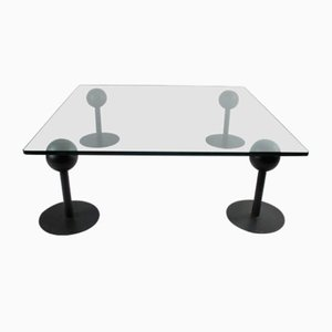 Table Pepper Young par Philippe Starck pour Disform, 1983