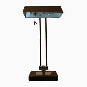 Lámpara de escritorio articulada de Hillebrand, años 70