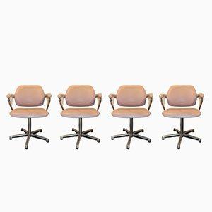 Mid-Century Salon Chairs from Welonda, Set of 4