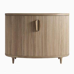 Amberley High Oak Cabinet by Sjoerd Vroonland for Revised