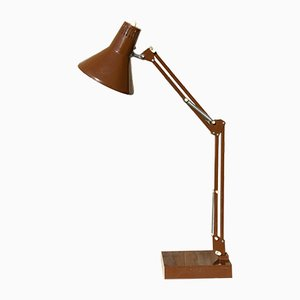 Lampe d'Architecte Industrielle Vintage, Italie, 1960s