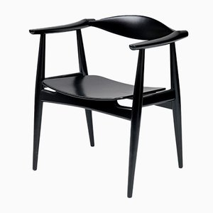 Mid-Century CH-35 Chair by Hans J. Wegner for Carl Hansen & Søn