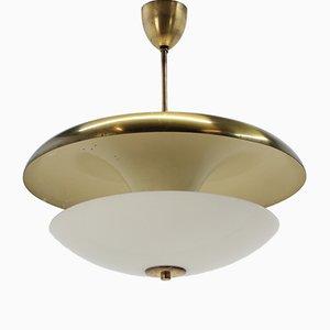 Lámpara colgante de Napako, años 40