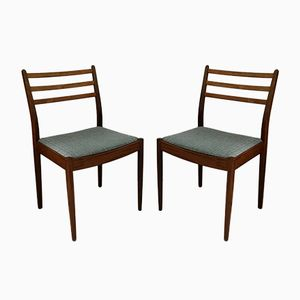 Vintage Scandinavian Chairs, 1960s, Set of 2
