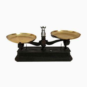 Balance Roberval en Fonte et Cuivre