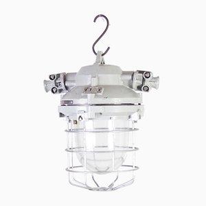 Lámpara de techo industrial vintage