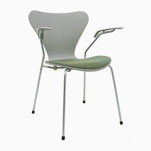 Stuhl aus Serie 7 von A. Jacobsen für Fritz Hansen, 1991