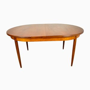 Vintage Teak Extendable Dining Table from G-Plan, 1960s