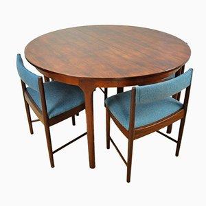 Set de Table en Palissandre de Mcintosh, 1960s