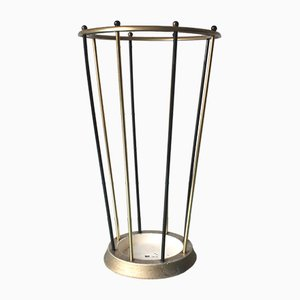Mid-Century Umbrella Stand in Metal, 1950s