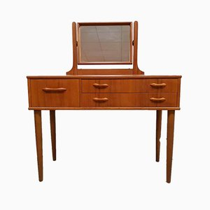Vintage Danish Teak Dressing Table