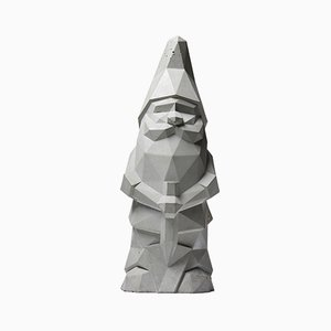 Mini Nino Garden Gnome in Grey from Plato Design
