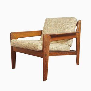Mid-Century Sessel aus Teak von Arne Wahl Iversen für Komfort, 1960er