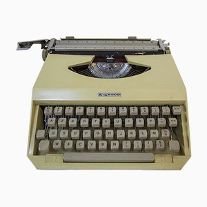 Vintage Elite Character Typewriter from Mercedes