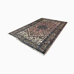 Orientalischer Vintage Teppich aus Wolle