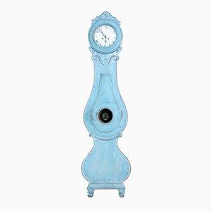 Antike schwedische Mora Longcase Uhr