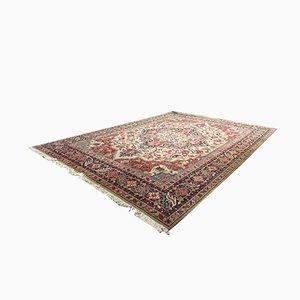 Großer Vintage Teppich aus Wolle