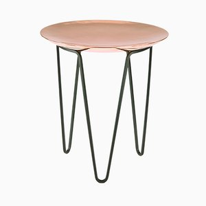 Copper Side Table by Rose Uniacke