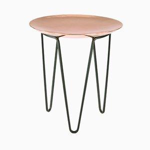 Tavolino in rame di Rose Uniacke