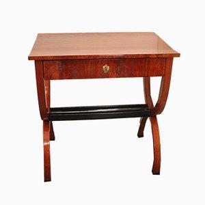 Tavolino Biedermeier antico