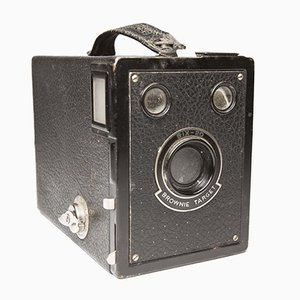 Six-20 Brownie Target Camera from Kodak, 1940s