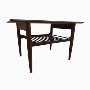 Table Basse Vintage en Teck par IB Kofod Larsen pour G-Plan