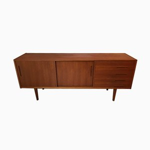 Trento Sideboard in Teak by Nils Jonsson for Hugo Troeds, 1970s