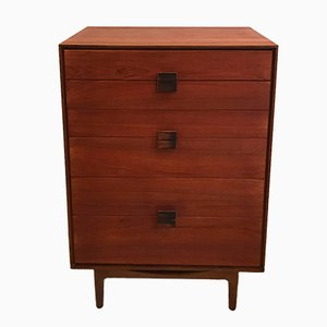 Teak Chest of Drawers by Ib Kofod Larsen for G-Plan, 1960s