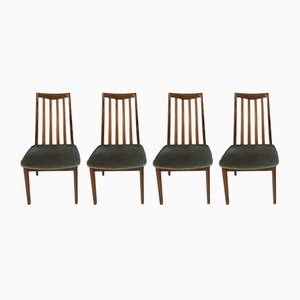 Fresco Dining Chairs from G-Plan, 1960s, Set of 4