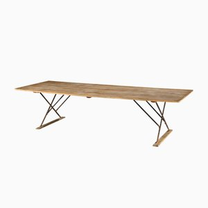 Petite Table Drapers par Rose Uniacke