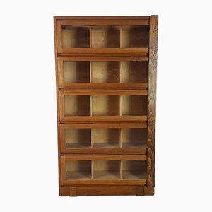 Bücherregal und Schrank für Kurzwaren von Staverton, 1950er