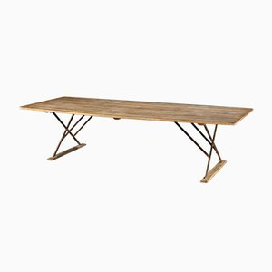 Grande Table de Drapiers par Rose Uniacke
