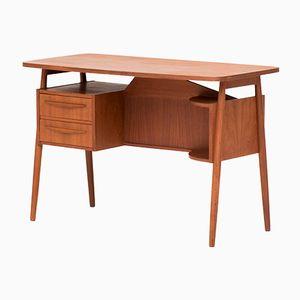 Vintage Schreibtisch von Gunnar Nielsen Tibergaard, 1960er